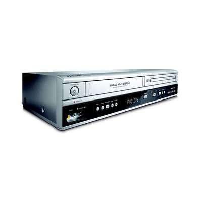 Philips DVP3050V DVD + VCR Player Combo