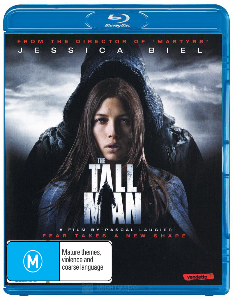 The Tall Man on Blu-ray image