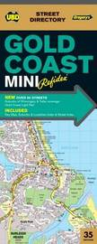 Gold Coast Mini Refidex Street Directory 35th ed by UBD / Gregory's