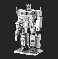 Transformers - Optimus Prime Metal Earth Model Kit