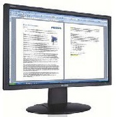 "Philips 22"" 220WS8FB Wide WSXGA Black LCD Monitor"