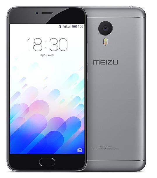 Meizu M3 Note 16GB - Grey