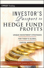 Investor's Passport to Hedge Fund Profits by Sean D. Casterline image