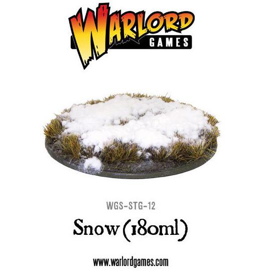 Warlord Scenics: Snow