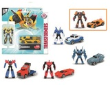 Transformers: Metal Minis Vehicle & Figure Pack (Drift)