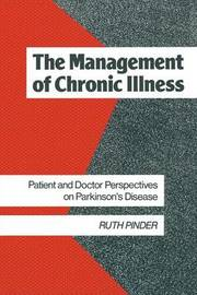 The Management of Parkinson's Disease by Ruth Pinder image