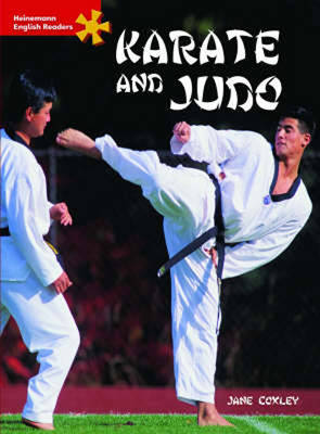 HER Int Non-Fic: Karate and Judo image