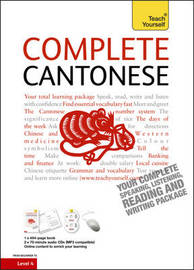 Teach Yourself Complete Cantonese by Hugh Baker image