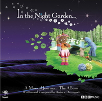 A Musical Journey... The Album by In The Night Garden image