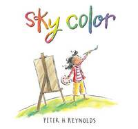 Sky Color by Reynolds Peter H