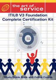 ITIL V3 Foundation Complete Certification Kit by Michael Wedemeyer image