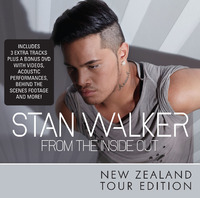 From the Inside Out (CD/DVD) [NZ Tour Edition] by Stan Walker image