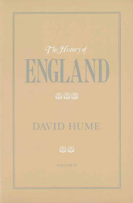 History of England, Volume 4 by David Hume image