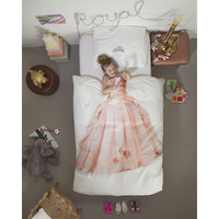 Snurk: Quilt Cover Set Princess - Single
