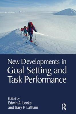 New Developments in Goal Setting and Task Performance image