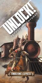 Unlock!: Secret Adventures - Tombstone Express