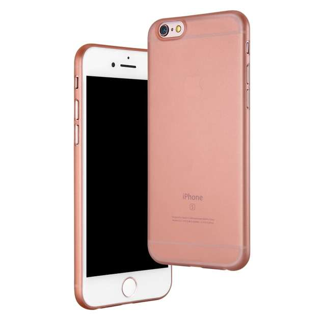 Kase Go Original iPhone 6/6s Plus Slim Case - Rose Colored Glasses