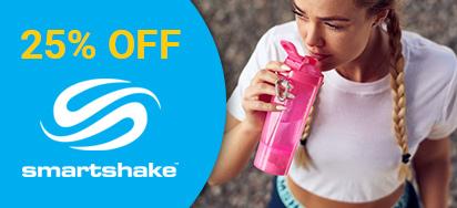 25% off Smartshake