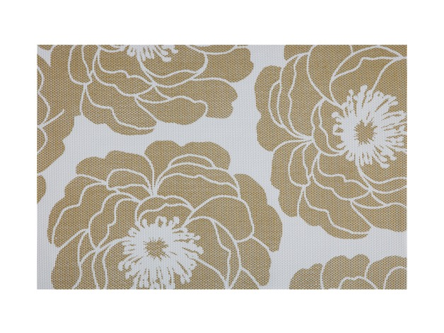 Maxwell & Williams: Placemat Camellia - Gold