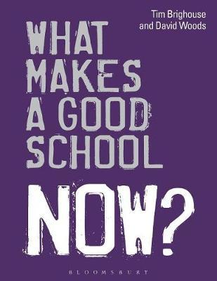 What Makes a Good School Now? by Tim Brighouse
