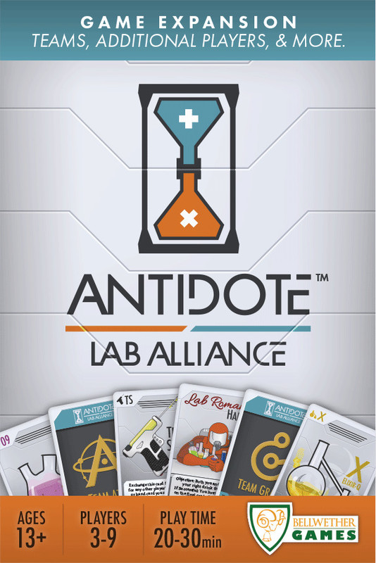 Antidote: Alliance - Game Expansion