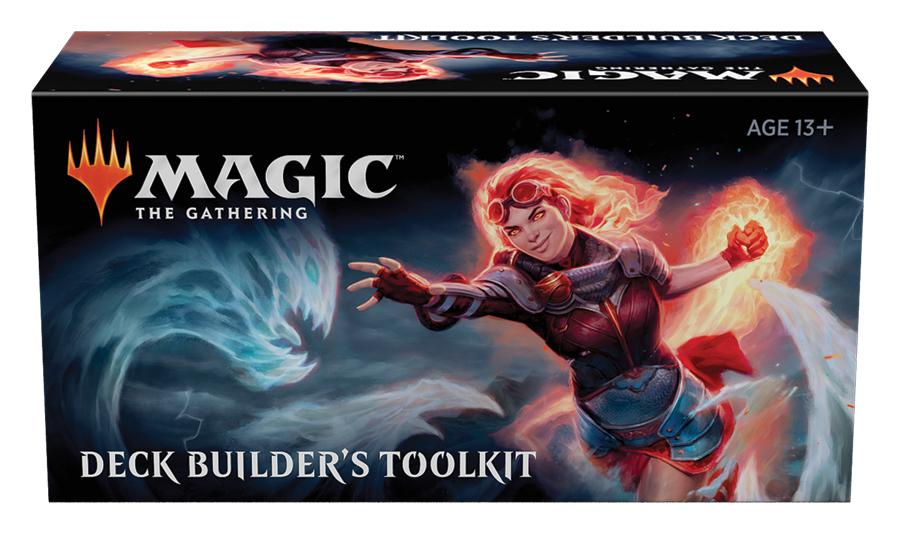 Magic The Gathering: Core Set 2020 Deck Builder's Toolkit image