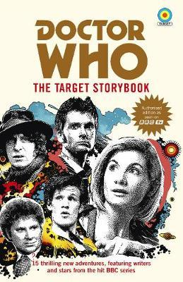 Doctor Who: The Target Storybook by Terrance Dicks image