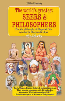 The World's Greatest Seers and Philosophers by Clifford Sawhney image