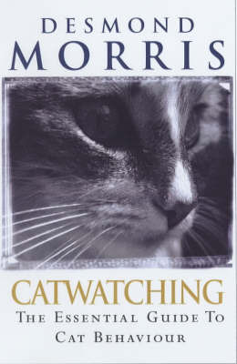 Catwatching by Desmond Morris image