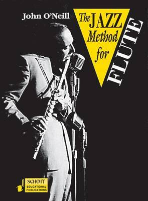 Jazz Method for Flute by John O'Neill image