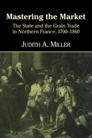 Mastering the Market by Judith A. Miller image