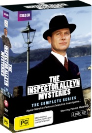 The Inspector Alleyn Mysteries - The Complete Series on DVD