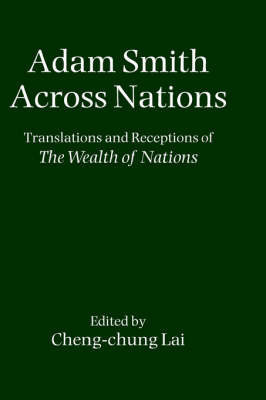 Adam Smith Across Nations by Cheng-chung Lai