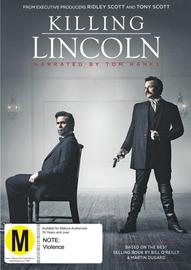 Killing Lincoln on DVD