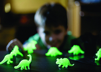 4M: Glow In The Dark - 3D Dinosaur image