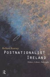 Postnationalist Ireland by Richard Kearney image