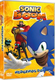 Sonic Boom: Season 1 - Volume 2 on DVD