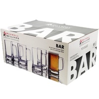 Maxwell & Williams - Bar Beer Tankard Set of 6 (400ml) Gift Boxed