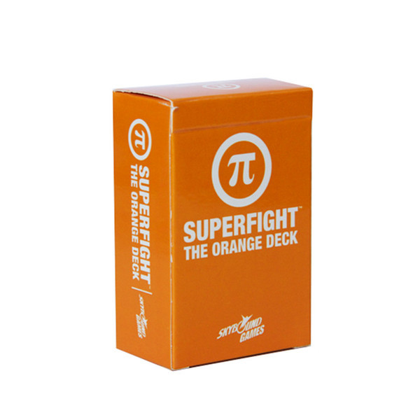 Superfight! - The Orange Deck image