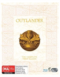 Outlander: The Complete First Season on Blu-ray