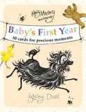 Hairy Maclary and Friends - Baby's First Year Cards by Lynley Dodd