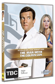 The Man with the Golden Gun - Special Edition (2 Disc Set) on DVD