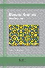 Elemental Graphene Analogues by David J. Fisher image
