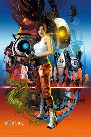 Portal: Aperture Laboratories - Maxi Poster (657)