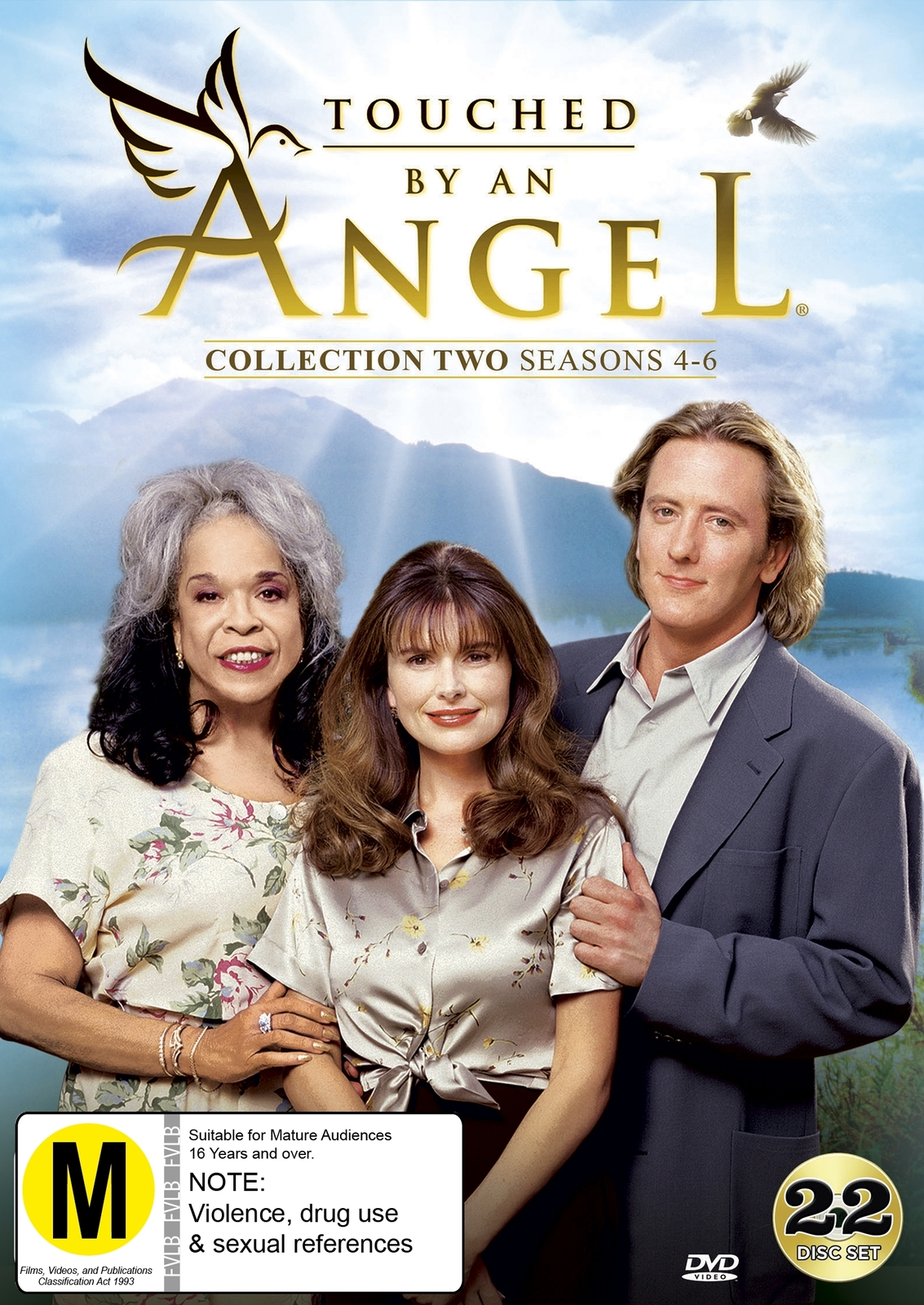 Touched By An Angel - Collection 2 (Season 4-6) on DVD image