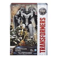 Transformers: The Last Knight: Premiere Edition Voyager (Decepticon Nitro) image