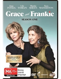 Grace and Frankie Season 1 on DVD image