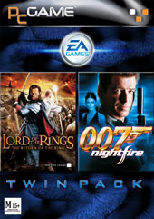 Return of the King + 007: Nightfire Twin Pack for PC Games