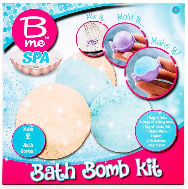 B.Me: Bath Bomb - Creative Spa Kit