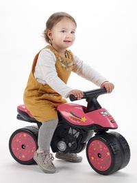 Moto: Baby Balance Bike - Pink